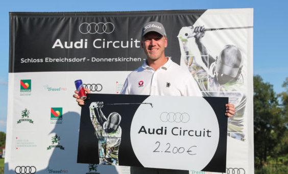 DONNERSKIRCHEN,AUSTRIA,11.JUN.20 - GOLF - Audi Circuit, GC Donnerskirchen. Image shows Lukas Lipold (AUT). Photo: GEPA pictures/ Michael Meindl